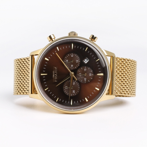 Kinsale Gold Chronograph Watch